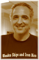 Antonio Portilla, our Game Master